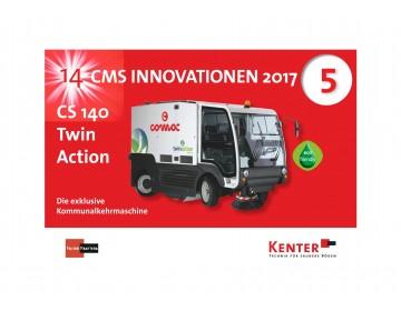 CS140 Twin Action