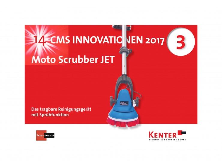 Moto Scrubber JET